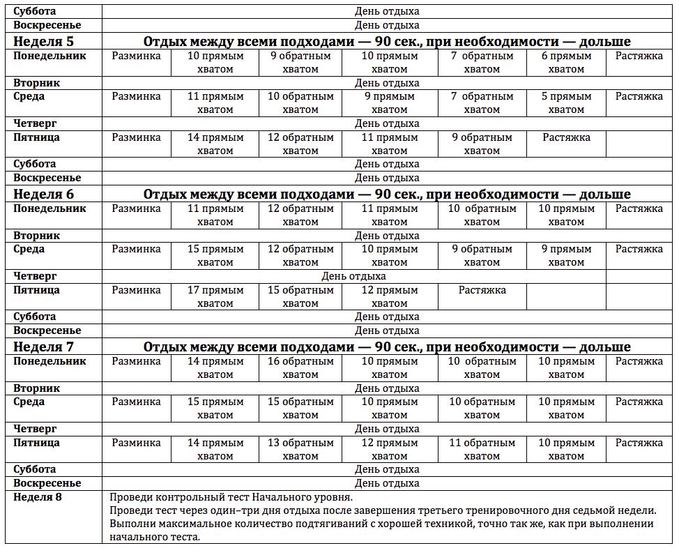 Дневник тренировок скачать pdf